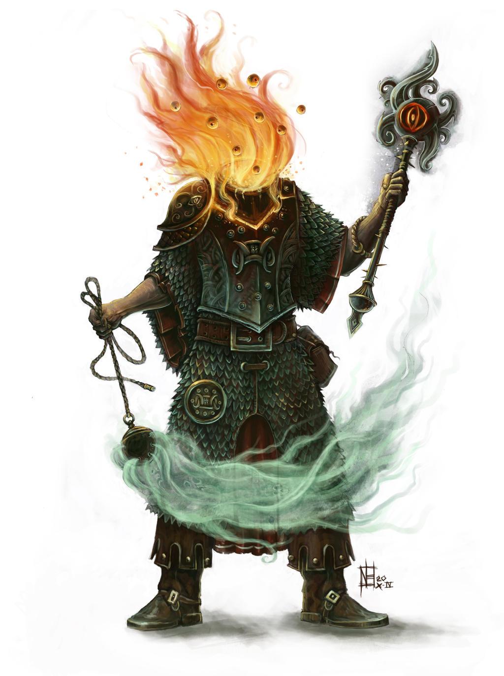 Abberant Cleric