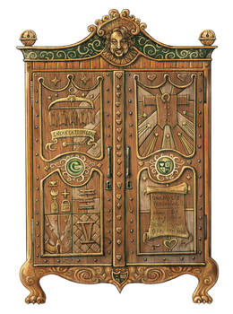 Magical Armoire