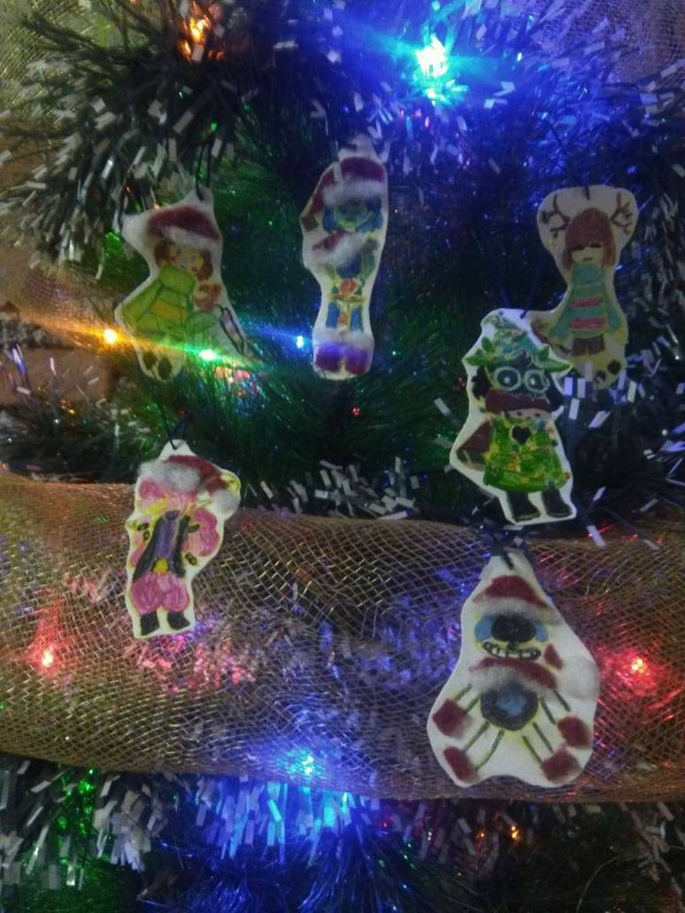 En el arbol de Navidad (3) by Anabelias