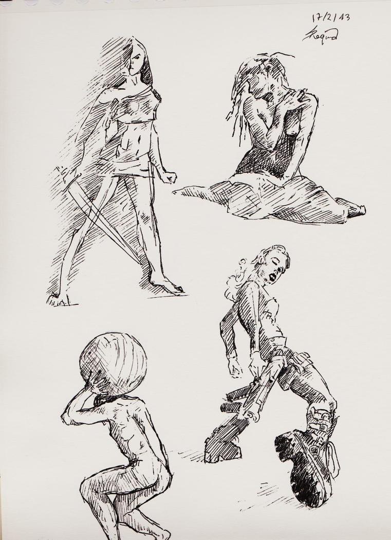 Sketch007 by ParvaLupa