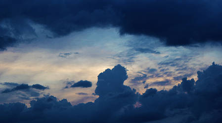 Free Clouds Stock 1 by jworldbrown