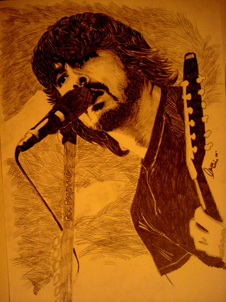 dave grohl by tartyhoLAR