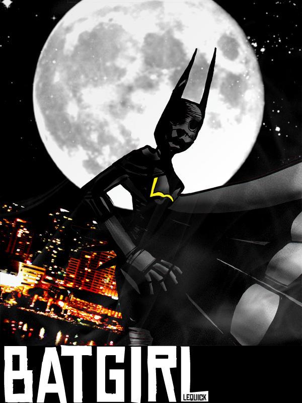 Batgirl by lequick