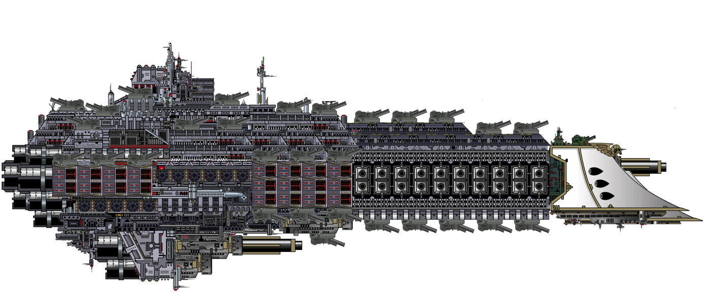sanguine class assault battlecruiser by