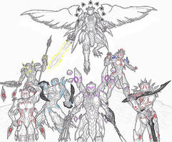 Lords Of Humanity by LordArcheronVolistad