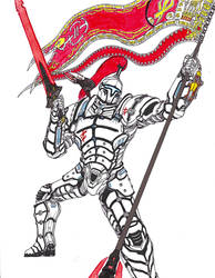 Sentinel Heroes: Bannerlord Sash