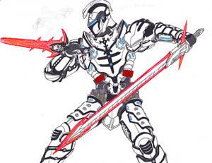 Sentinel Heroes: Hastran