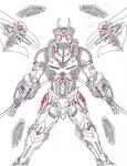 Exterminus AHE armor var 2