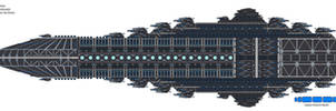 DAOT Indomitable class V1 Configuration Alpha