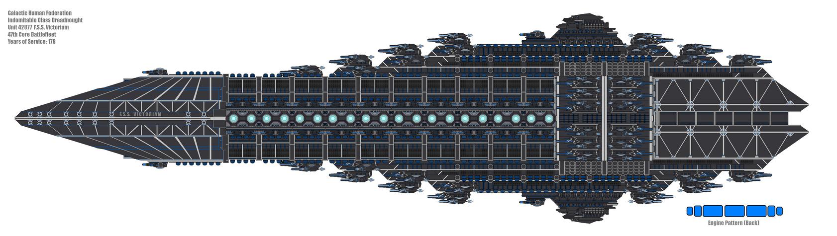 DAOT Indomitable class Cherno Configuration