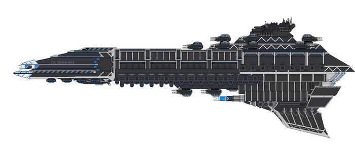DAOT Battlecruiser V1 trad standby