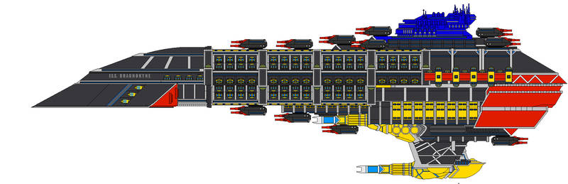 DAOT Battleship Dragnokyne, the 'Lots of Cunning'