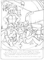 Misbehaving Mini Mutants by StegeKay