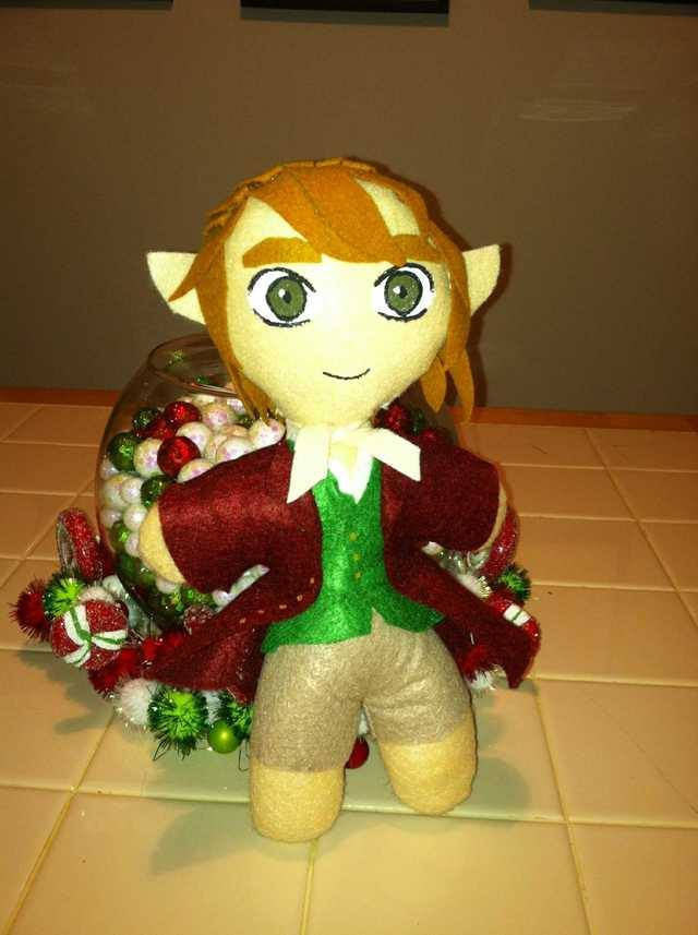 Plushie Project: Bilbo Baggins by StegeKay