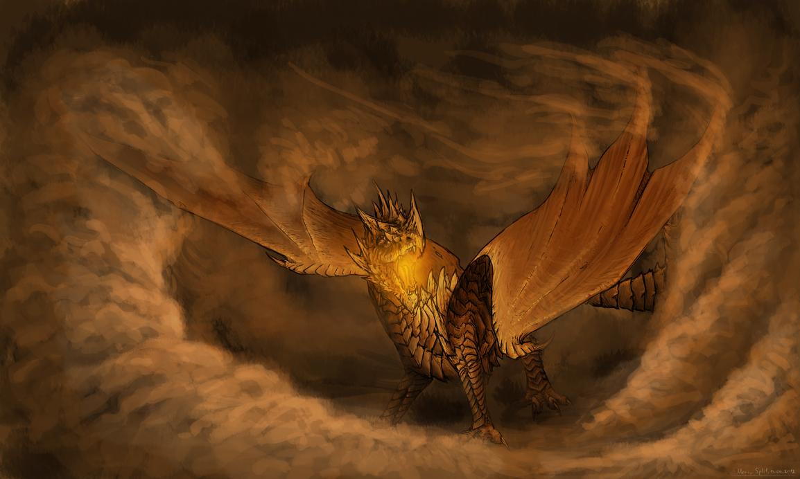 Sandstorm by TheBlack-Arrow