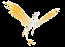 Golden Wings by TheBlack-Arrow