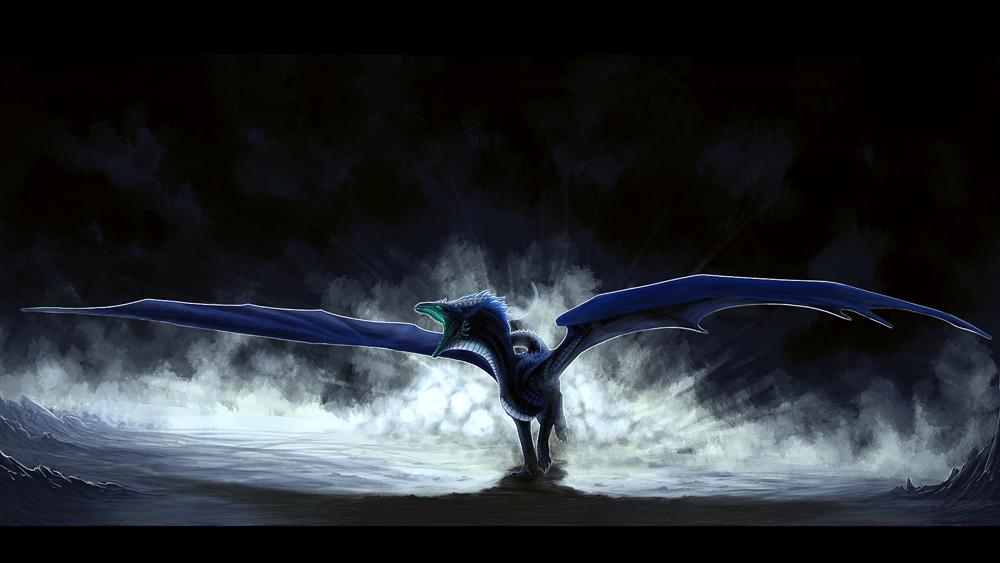Cold Explosion by TheBlack-Arrow