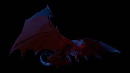 A Watcher in the Dark by TheBlack-Arrow