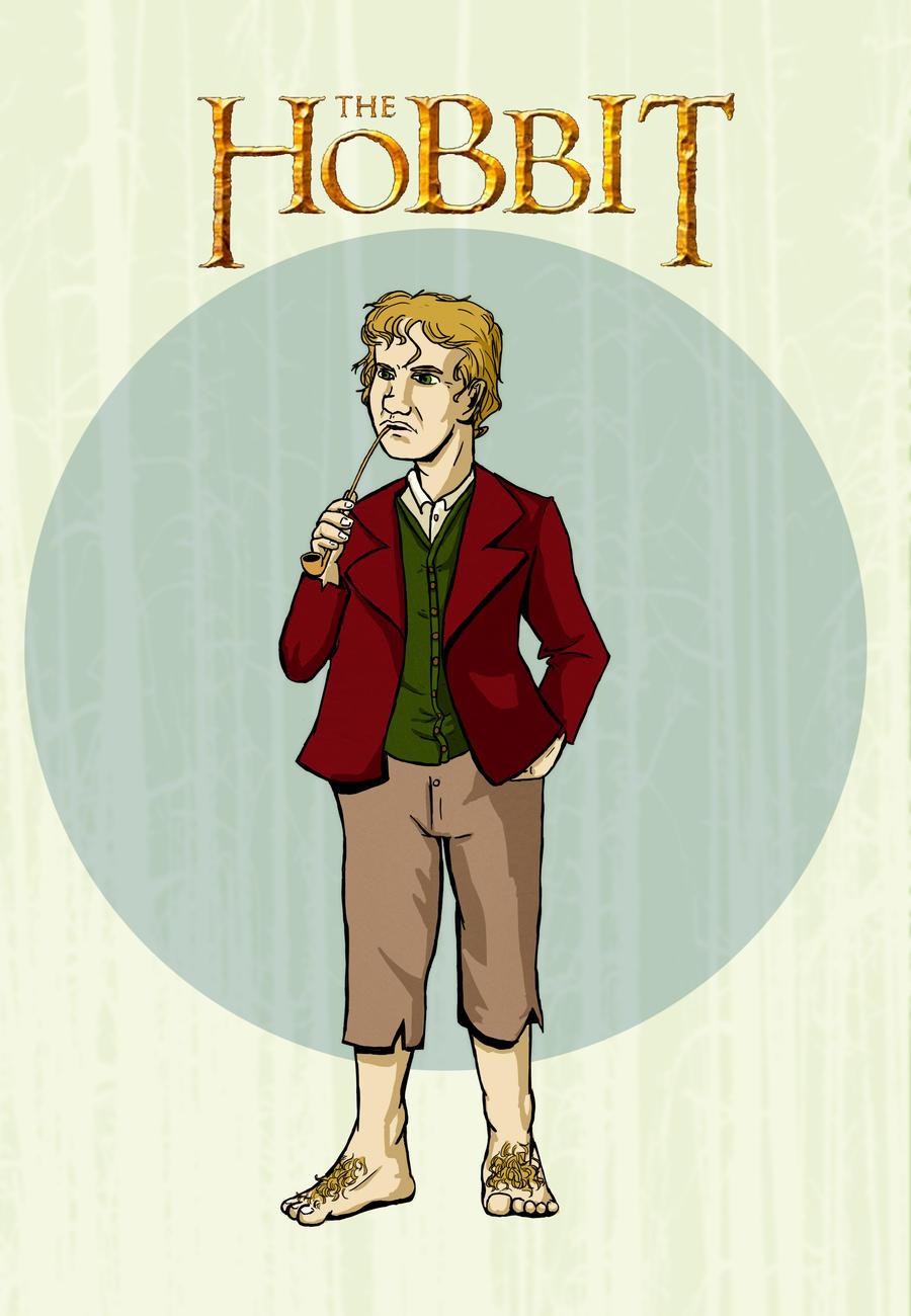 Bilbo Baggins by TheBluekulele