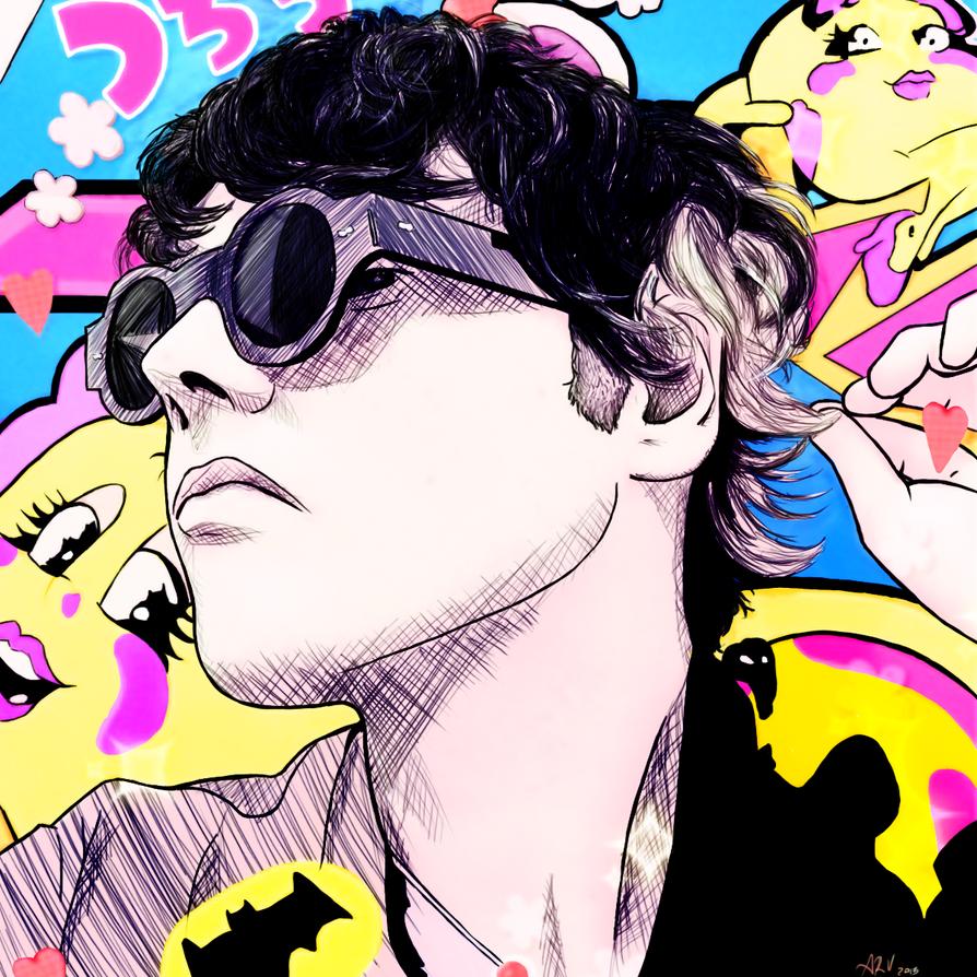 Gerard by TheBluekulele