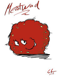 Meatwad make the money see... by The-Midnight-Angel