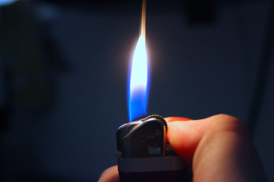 Bleu fire