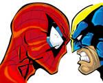 SpiderMan_Wolverine