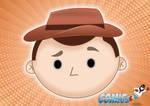 Disney Tsum Tsum - Woody