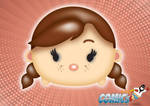 Disney Tsum Tsum - Anna