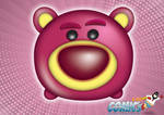 Disney Tsum Tsum - Lotso Huggin Bear