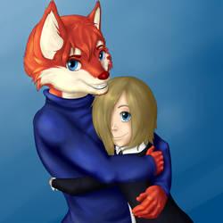 06-23 - Basil Katekyo and a Fox