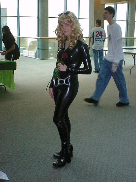 Julia at Fanime 2005 by LastDracon