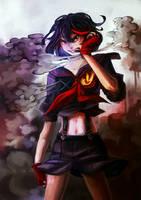 Kill la Kill - Ryuko Matoi by 4th-reset