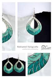 Earrings I. by Junior-rk