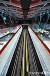 subway station Strizkov by Junior-rk