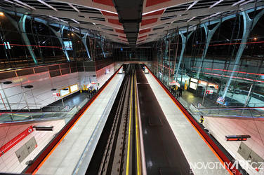 subway station Strizkov