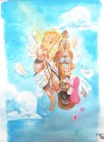 Cupidon(Valentine's day) by WILLIFINK