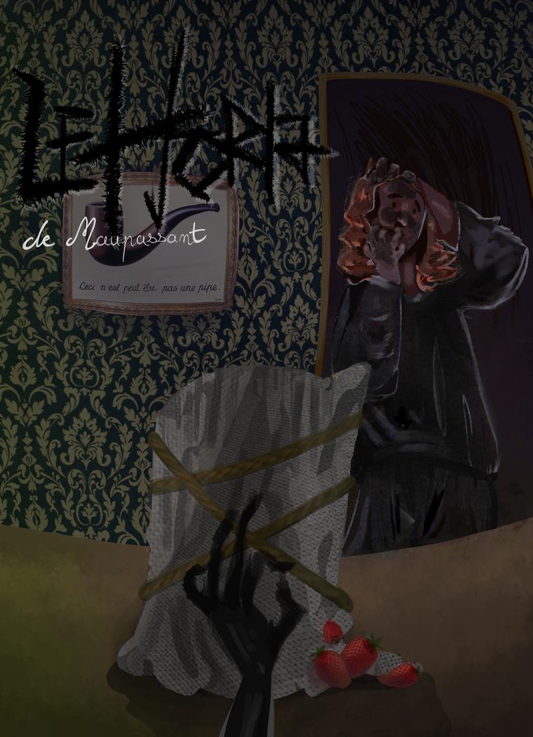 Bookcover ''Le Horla'' de Maupassant by WILLIFINK