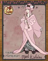 Mariko: Pokimono NPC by PrinceSado