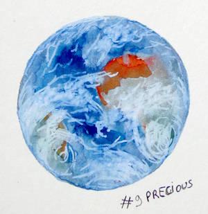 Inktober 2018: 09 - Precious