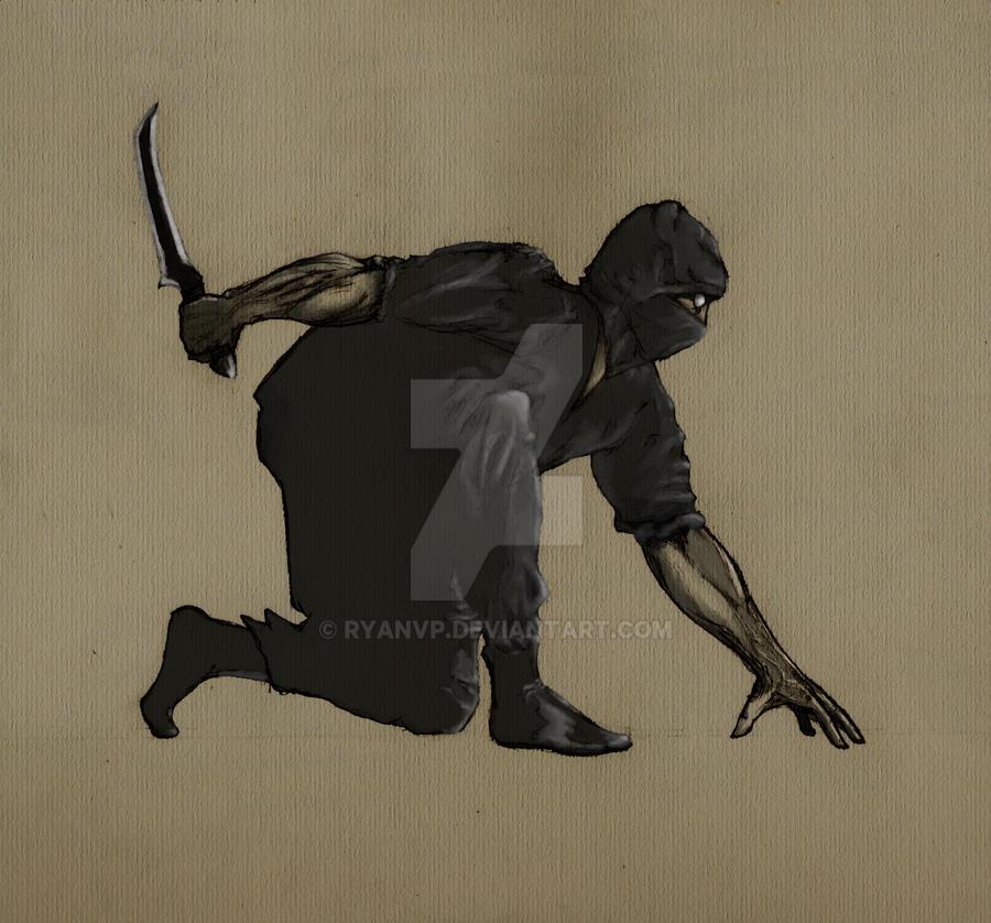 Ninja by RyanVP