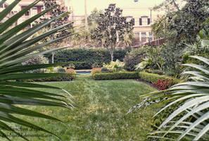 Southern Garden by FanFrye24