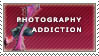 Photography Addiction Stamp by FanFrye24