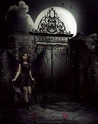 In the Dark of Night by FanFrye24