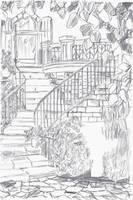 Villa Sketch by FanFrye24