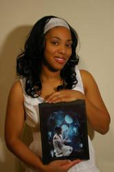 Portrait Fantasy Print by FanFrye24