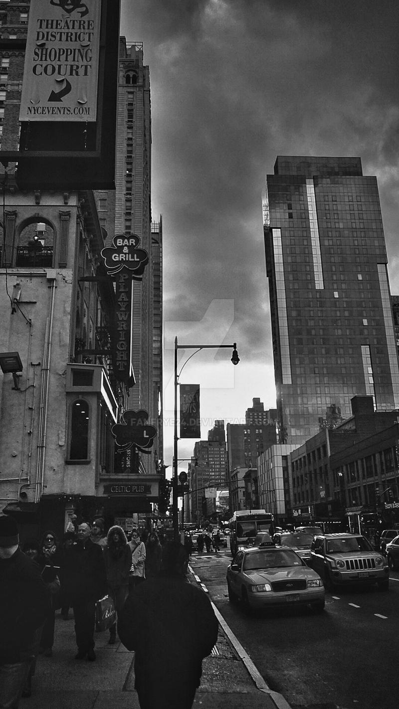 The City Streets by FanFrye24