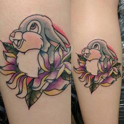 Thumper Tattoo