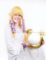Goddess Zelda by Light-Sensei