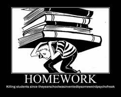 Homework by Valoja